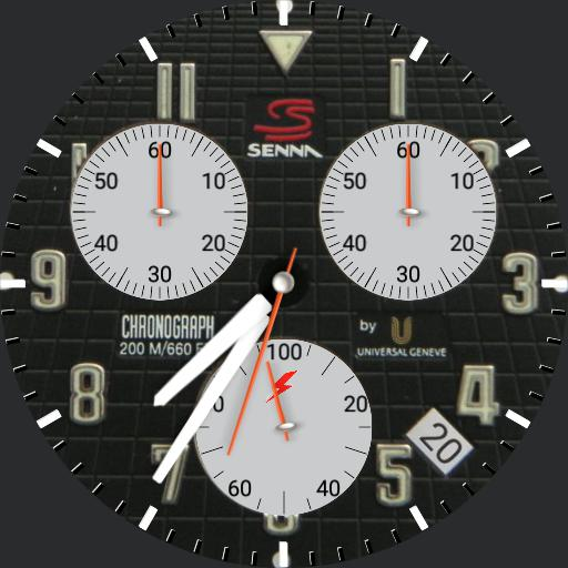 Senna Black 360