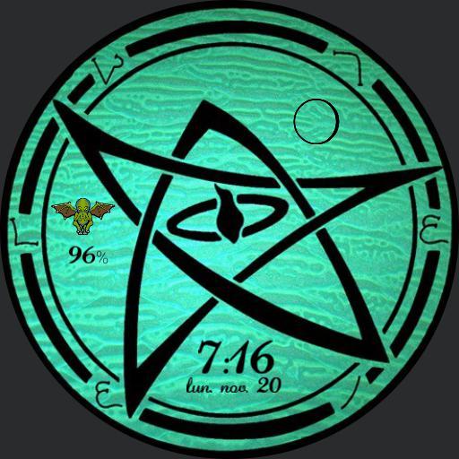 Arcane Symbol Cthulhu