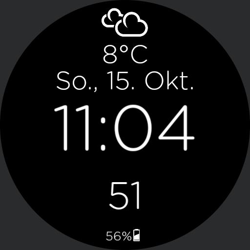 Galaxy S7 AOD Style