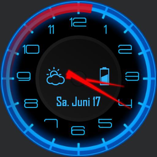 Neon dashboard