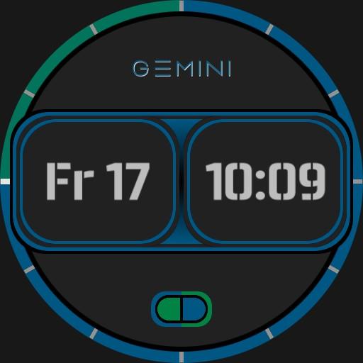 Gemini Slide