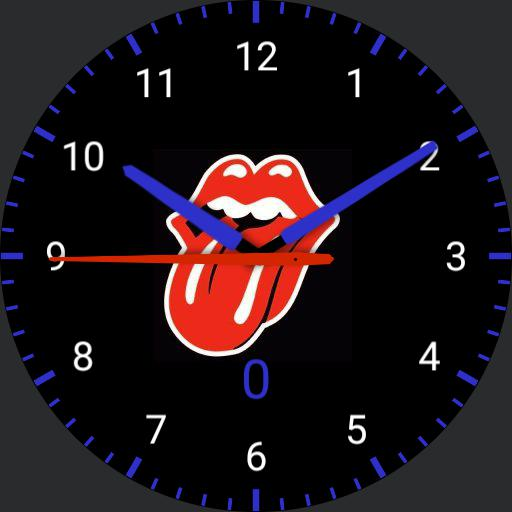 _The Rolling Stones Watch by gaugaugexi
