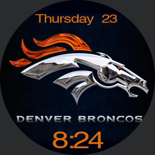 Denver Broncos tribute