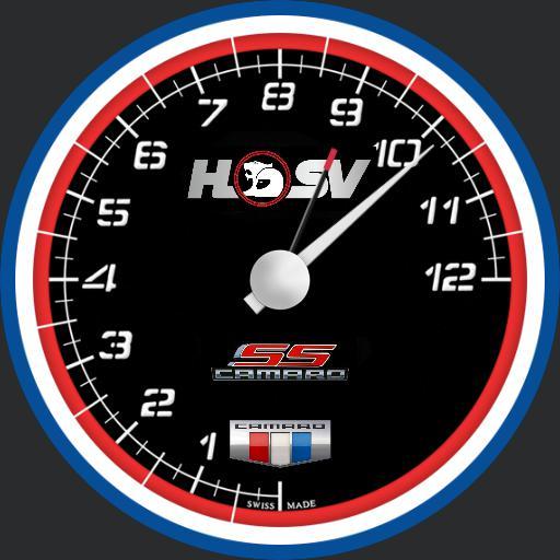 HSV Camaro SS Tribute