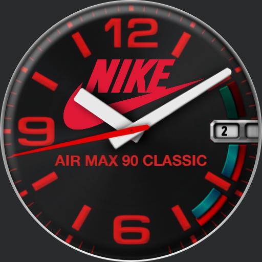 MIKE AIR MAX 90 RED