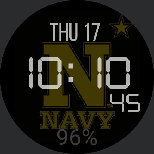 Kents U.S. Navy digital