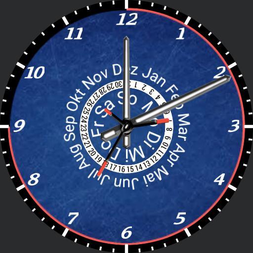 Blau watch