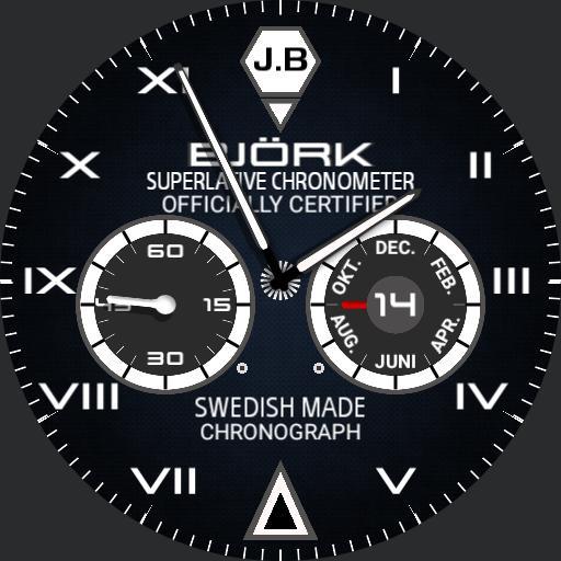 Bjork Luxury Watch