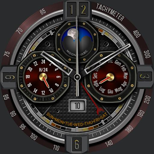 Orilama watch 78