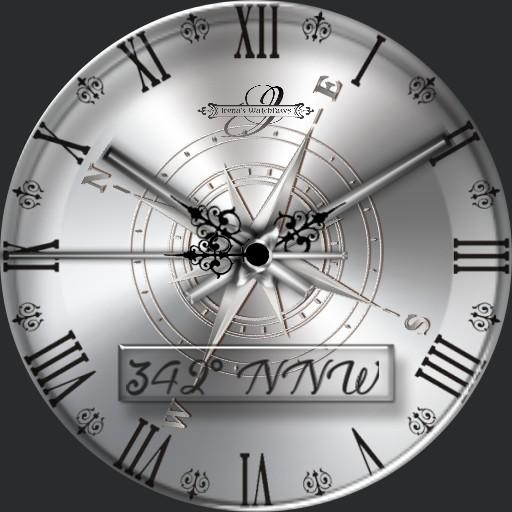 Eleganter Compass
