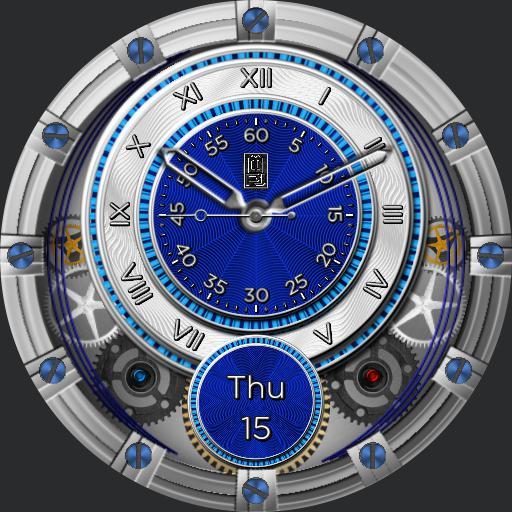 Cultural Hunter en Bleu JBCHB050619