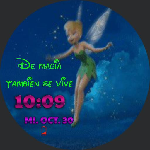 tinkerbell animated