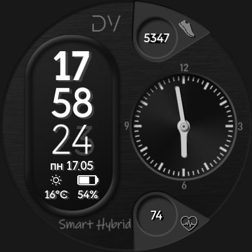 DiVive Smart Hybrid mk.1