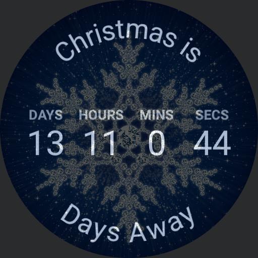 Christmas Timer