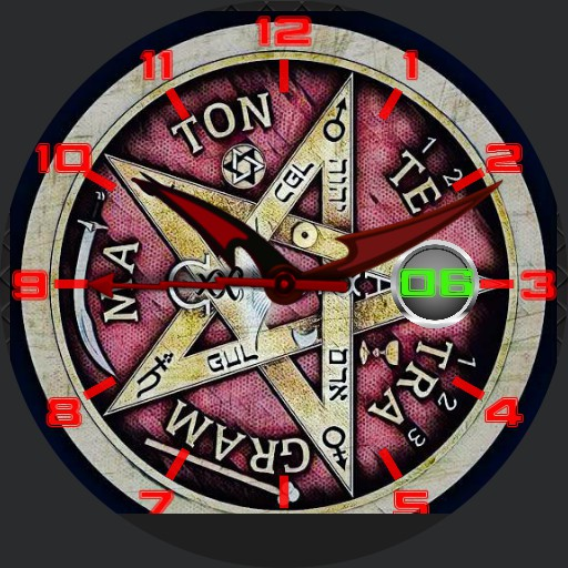 tetragraton