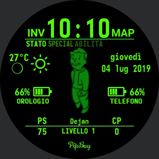 Fallout Pip-Boy 4 dejan