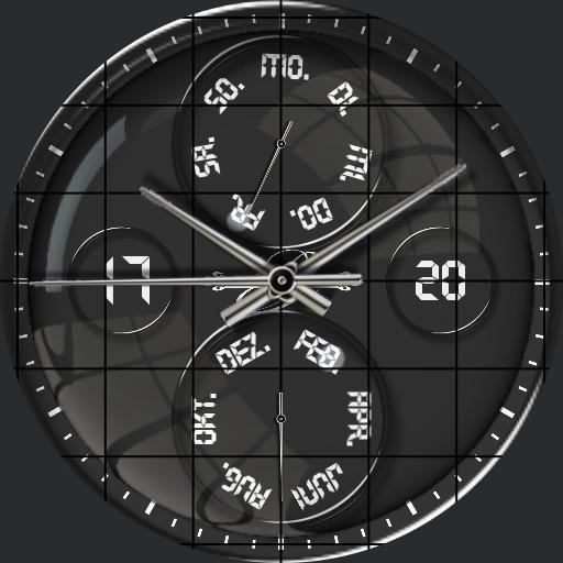 Kalender Watch Launcher