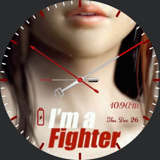 Im A Fighter - DOA5 Copy