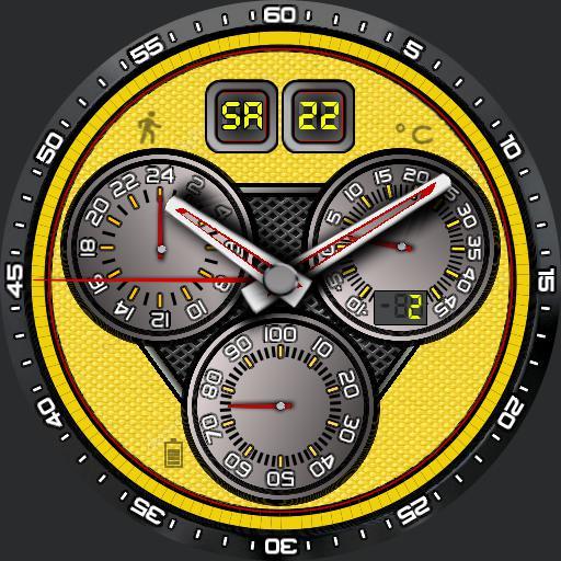 chronosport info watch