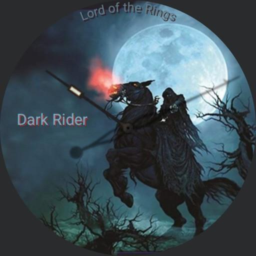 Dark Rider - by Klaatu