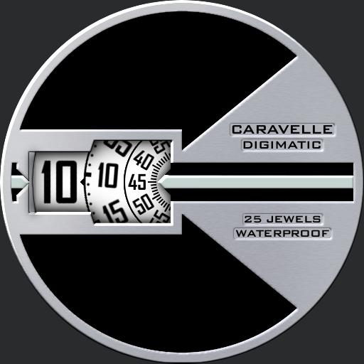 Caravelle Digimatic