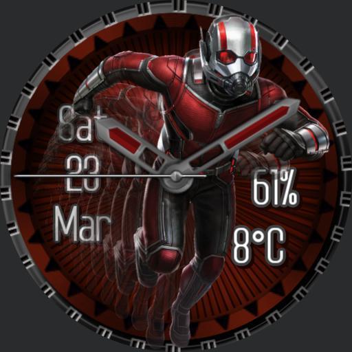 Ant Man Macro 7 JBAMM180119
