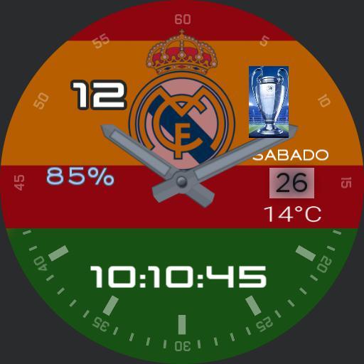 Real Madrid copas europas