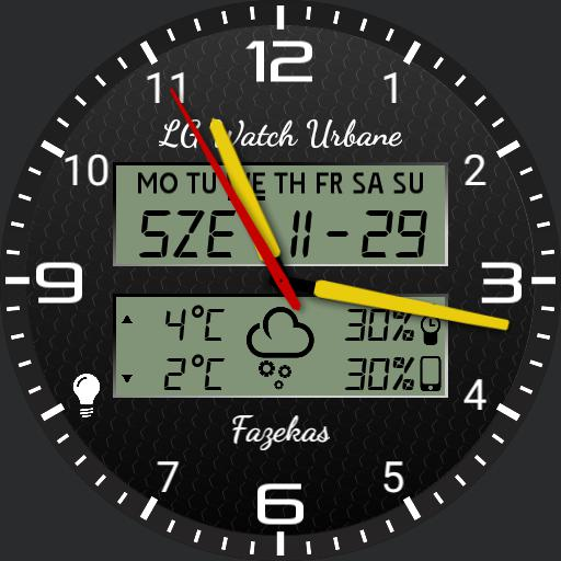 Dual Hybrid Weather