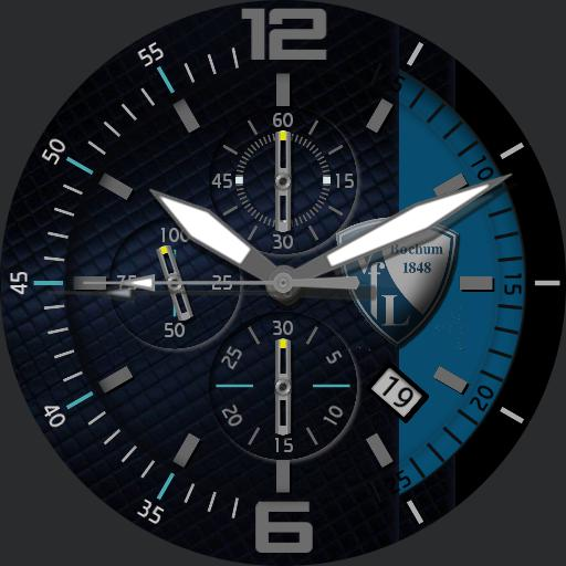 Vfl Bochum 1848 chrono one