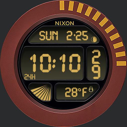 Boba Fett Nixon Digital Watch