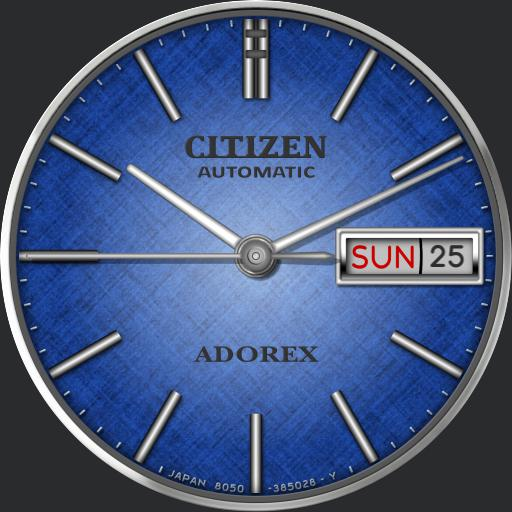 Citizen Adorex C.1975