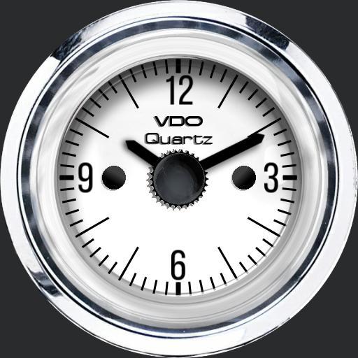 Porsche VDO Quartz 1948