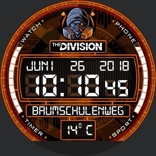The Division Alpha Dog V.5.1 C3K