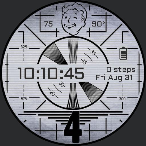 Fallout Test Pattern Copy