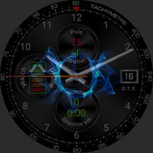 T.F. Galaxy Watch Animated Copy