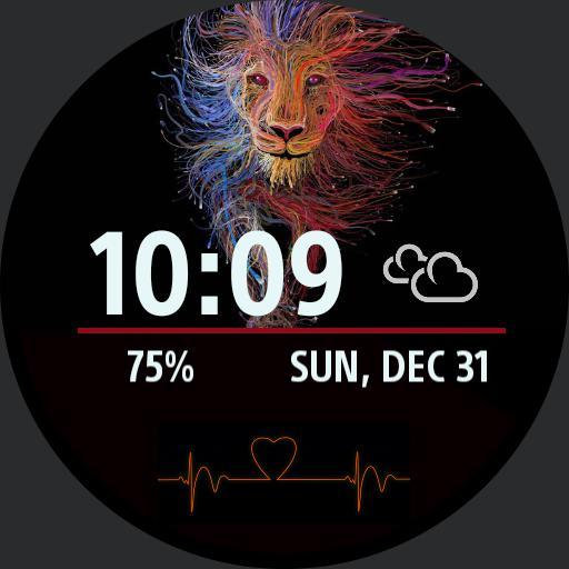 Lion time