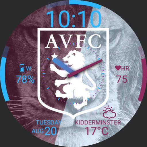 AVFC 12TH MAN II