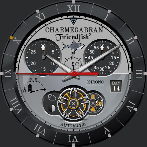 CHARMEGABRAN, FRIENDFISH 2