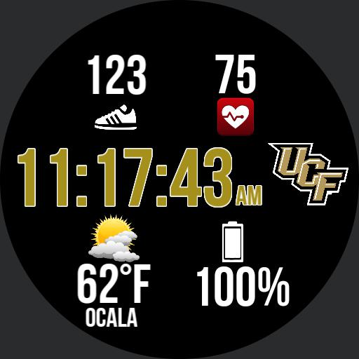 UCF Watch Face