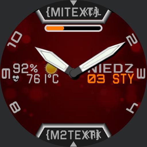 Protrek Smart like ver.03 Red