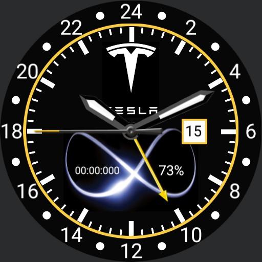 Tesla watch Copy