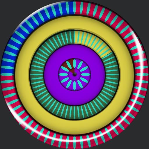 Colorful segments