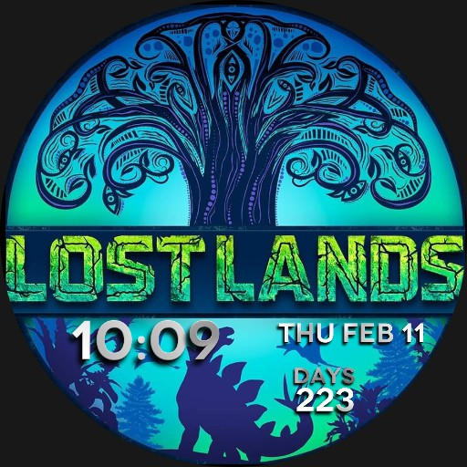 Lost Lands Count down 2021