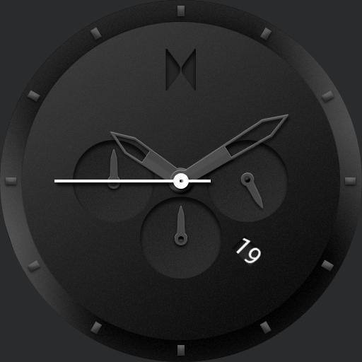 7SevEn MVMT chrono style