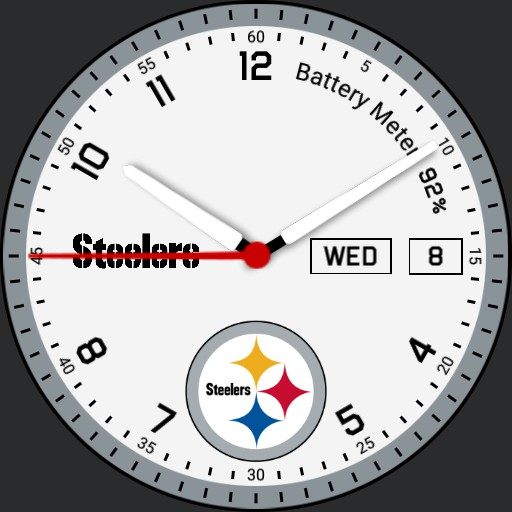 Pittsburgh Steelers Watch