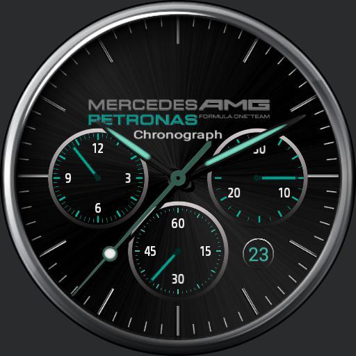 AMG Mercedes Formula 1 Petronas Edition