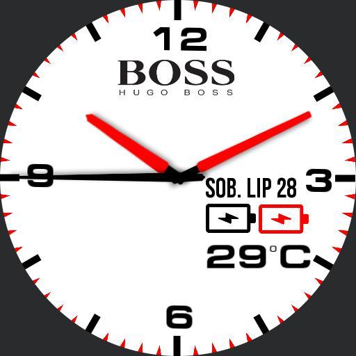 Hugo Boss by SiwyPL
