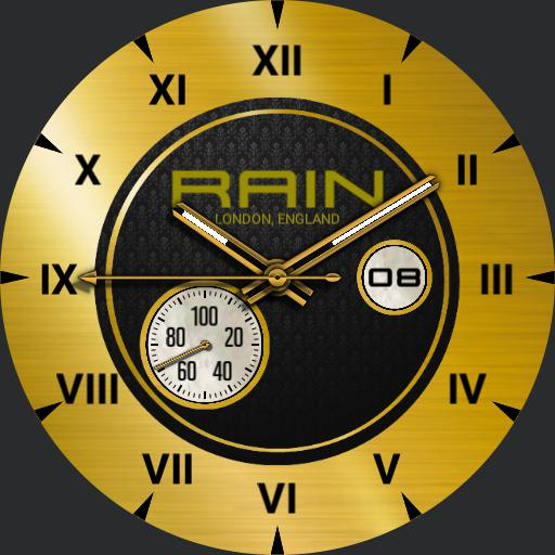 Rain, Gold Rush