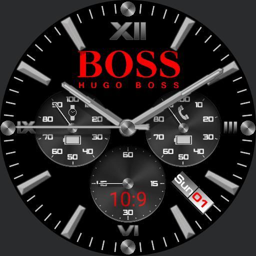 Hugo Boss Red-Black by Nesar.A