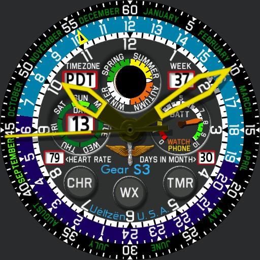 Pilot Gear S3 Sun Tracker